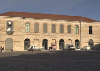 Ré-ouverture du Musée des Beaux Arts et d'Archéologie
